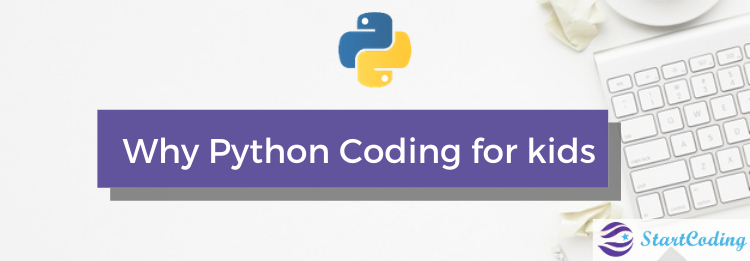 Why Python coding for kids