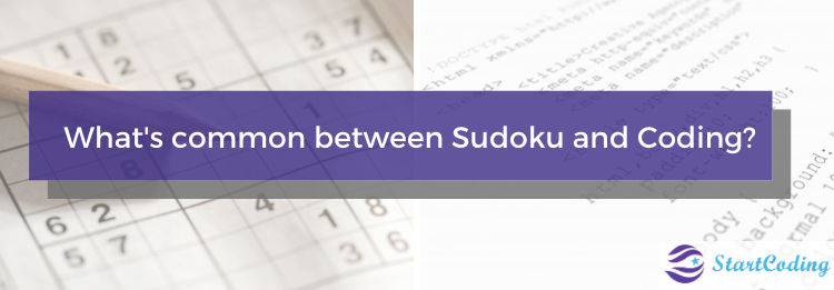 What's common between Sudoku and Coding?