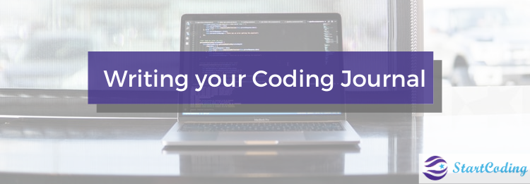 Writing your Coding Journal